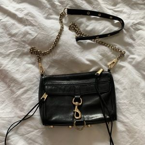 Rebecca Minkoff mini Mac- preciously loved & worn